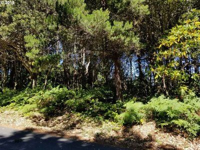 Port Orford Residential Lots & Land For Sale: Chris La Lane