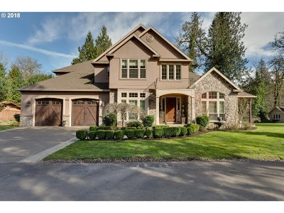Clackamas County Single Family Home For Sale: 3681 SW Halcyon Rd