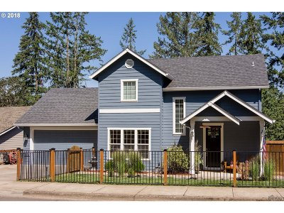 Springfield Single Family Home For Sale: 7272 Glacier Dr