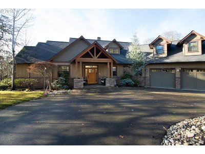 Roseburg Single Family Home For Sale: 586 Southridge Way