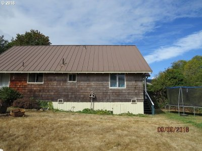 Westport Single Family Home For Sale: 91712 Taylorville Rd