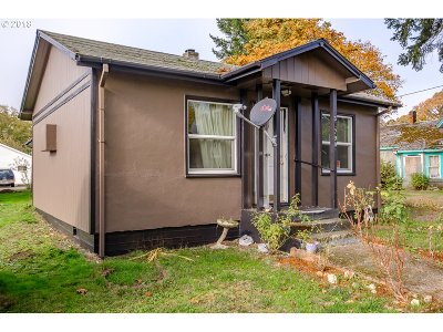 Scio Single Family Home Sold: 38790 N Main St