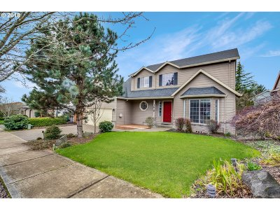 Newberg, Dundee, Mcminnville, Lafayette Single Family Home For Sale: 3619 Knoll Dr
