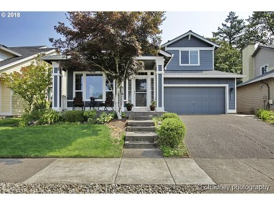 Multnomah County, Washington County, Clackamas County Single Family Home For Sale: 4818 SE Antelope Hills Dr