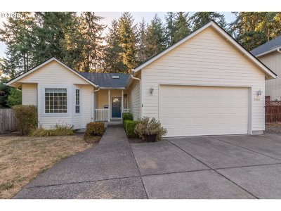 Eugene Single Family Home For Sale: 2515 City View St