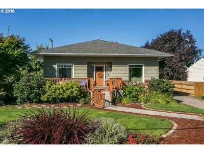 Single Family Home For Sale: 229 SE 50th Ave