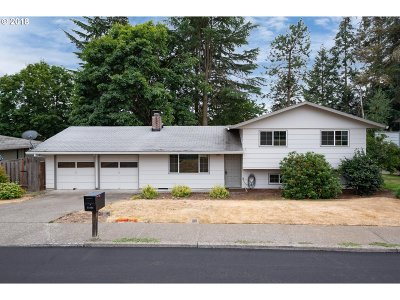Tigard Single Family Home For Sale: 11990 SW Burlheights St