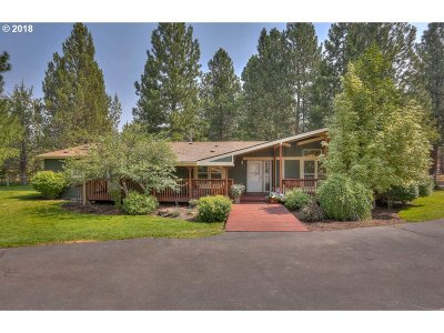 Bend Single Family Home For Sale: 67367 Trout Ln