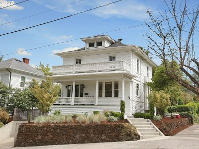 Single Family Home For Sale: 2136 SW Vista Ave