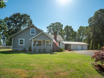 Woodland Single Family Home For Sale: 151 Wallace Rd
