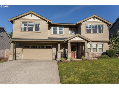 Happy Valley Single Family Home For Sale: 9262 SE Hamilton Ln