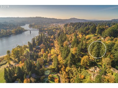 Lake Oswego Residential Lots & Land For Sale: Elk Rock Rd
