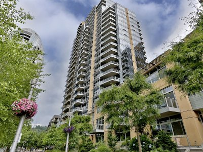 Portland Condo/Townhouse For Sale: 3570 SW River Pkwy #613