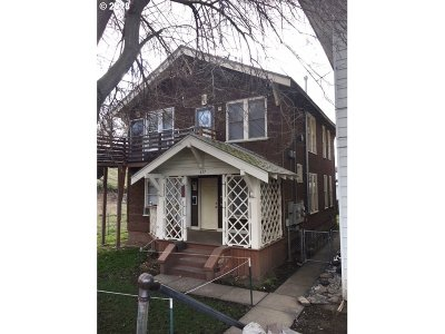 Pendleton Multi Family Home For Sale: 617 S Main St
