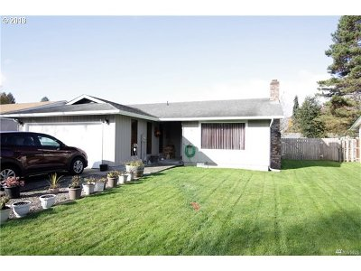 Cowlitz County Single Family Home For Sale: 2259 48th Ave