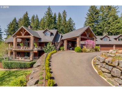 Wilsonville Single Family Home For Sale: 24927 SW Quarryview Dr