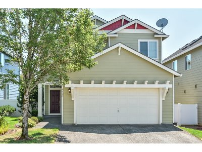 Camas Single Family Home For Sale: 3930 NW Oakridge Ln