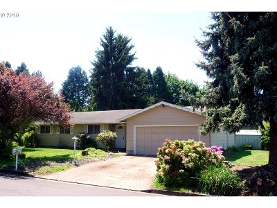 Springfield Single Family Home For Sale: 1097 Dondea St