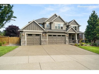 Forest Grove Single Family Home For Sale: 3503 Forest Gale Dr