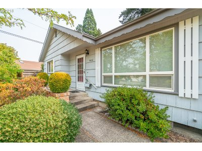 Eugene Single Family Home For Sale: 4408 Cascade Dr