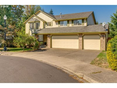 Camas Single Family Home For Sale: 19804 SE Lacy Way
