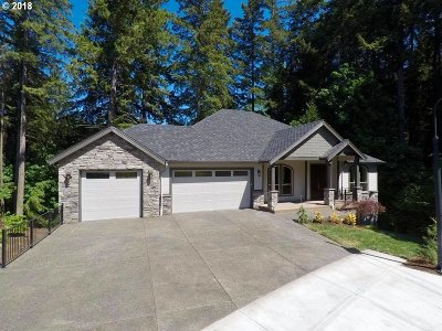 Ridgefield Single Family Home For Sale: 800 S 19th Pl
