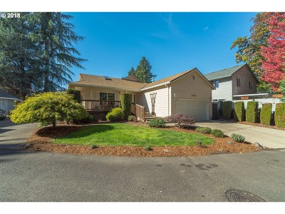 Milwaukie Single Family Home For Sale: 13023 SE Rudy Ct