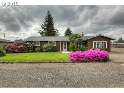 Hubbard Single Family Home For Sale: 3276 G St