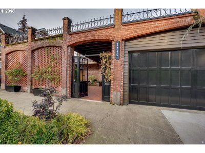 Single Family Home For Sale: 3245 NW Thurman St