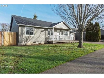 Springfield Single Family Home For Sale: 4070 Virginia Ave