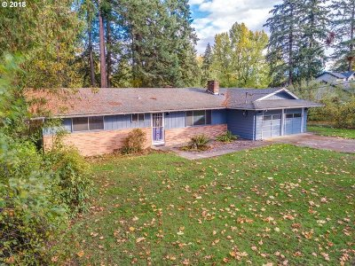Clark County Single Family Home For Sale: 17619 NE 29th Ave