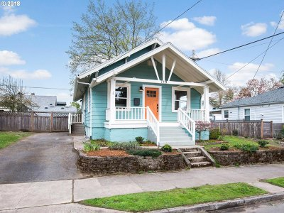 Clackamas County, Multnomah County, Washington County Single Family Home For Sale: 7719 N Fiske Ave