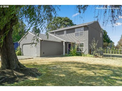 Forest Grove Single Family Home For Sale: 2737 13th Pl
