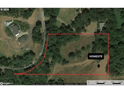 Hillsboro OR Residential Lots & Land For Sale: $295,000