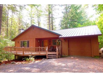 Clackamas County Single Family Home For Sale: 72683 E Village Loop Rd