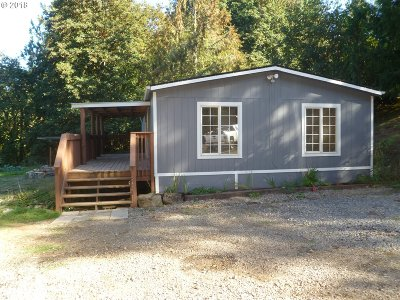 Molalla Single Family Home For Sale: 30320 S Deardorff Rd