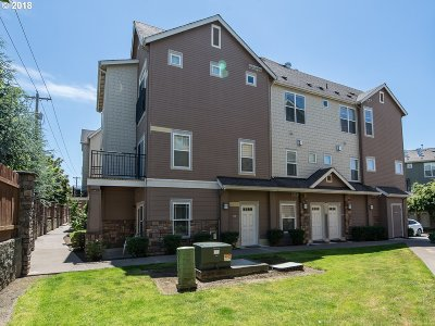 Hillsboro, Cornelius, Forest Grove Condo/Townhouse For Sale: 18512 NW Red Wing Way #101