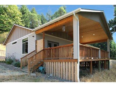 Glide Single Family Home For Sale: 175 Doe Rd