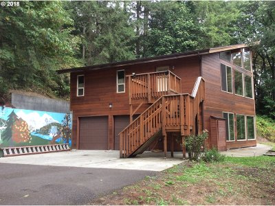 Cowlitz County Single Family Home For Sale: 1636 Kalama River Rd