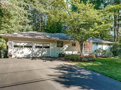 Portland Single Family Home For Sale: 180 NW 99th Ave