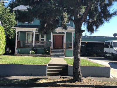 Single Family Home For Sale: 1010 N Baldwin St