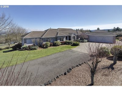 Hillsboro Single Family Home For Sale: 33180 SW Bald Peak Rd