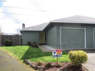 Beaverton, Aloha Single Family Home For Sale: 21520 SW Imperial Ct