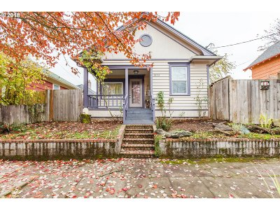 Portland Single Family Home For Sale: 2352 N Winchell St