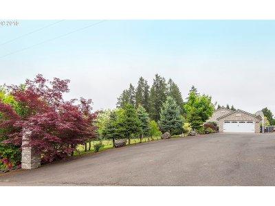 Cornelius Single Family Home For Sale: 3914 SW Lafollett Rd