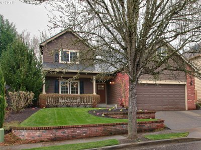 Tualatin Single Family Home For Sale: 19960 SW 58th Ter