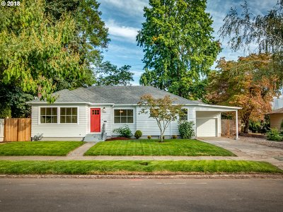 Canby Single Family Home For Sale: 466 NW 3rd Ave