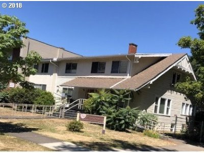 Eugene Single Family Home For Sale: 709 W Broadway