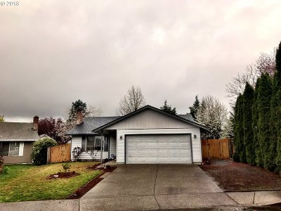 Single Family Home Sold: 7002 NE 140th Ave