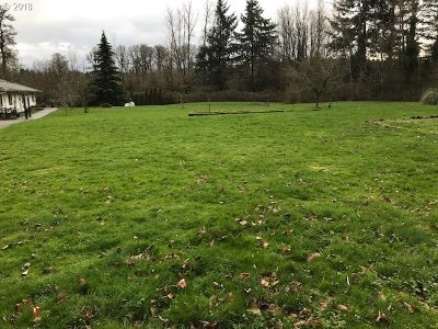 Milwaukie, Gladstone Residential Lots & Land For Sale: 5800 SE Weiko Way